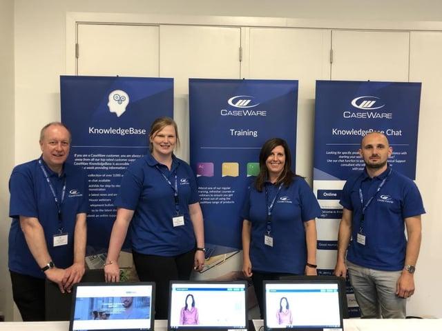 CaseWare Education & Media Team-1
